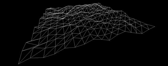 Midpoint Line Drawing Algorithm Example : Procedural terrain generation diamond square
